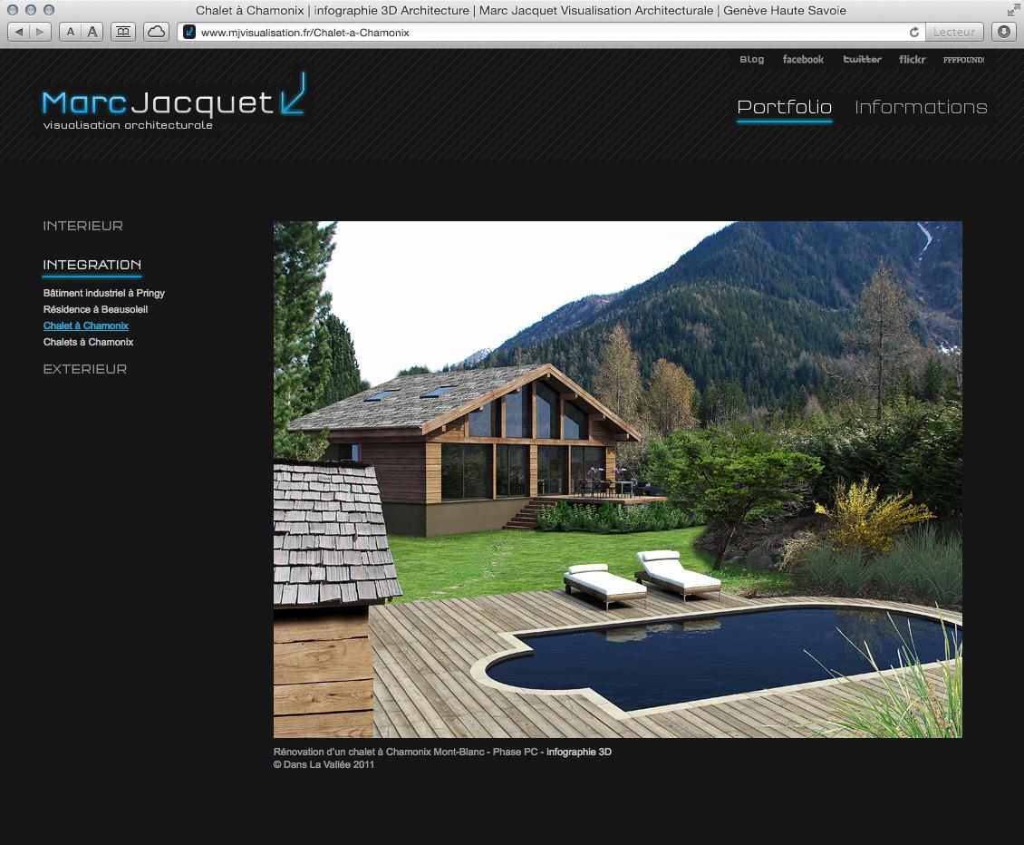 MJ Visualisation - site web 09