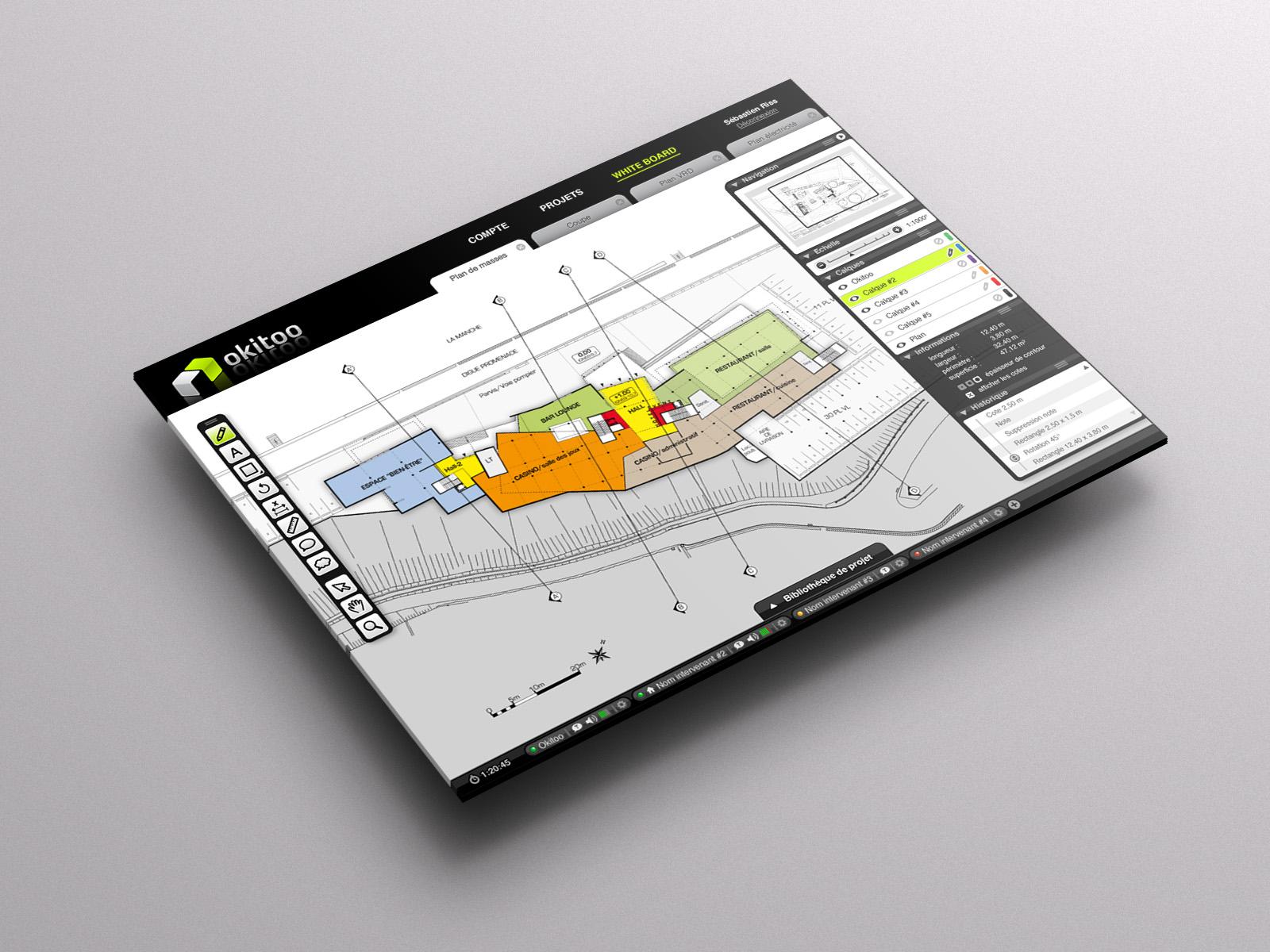 Okitoo - Interface 1