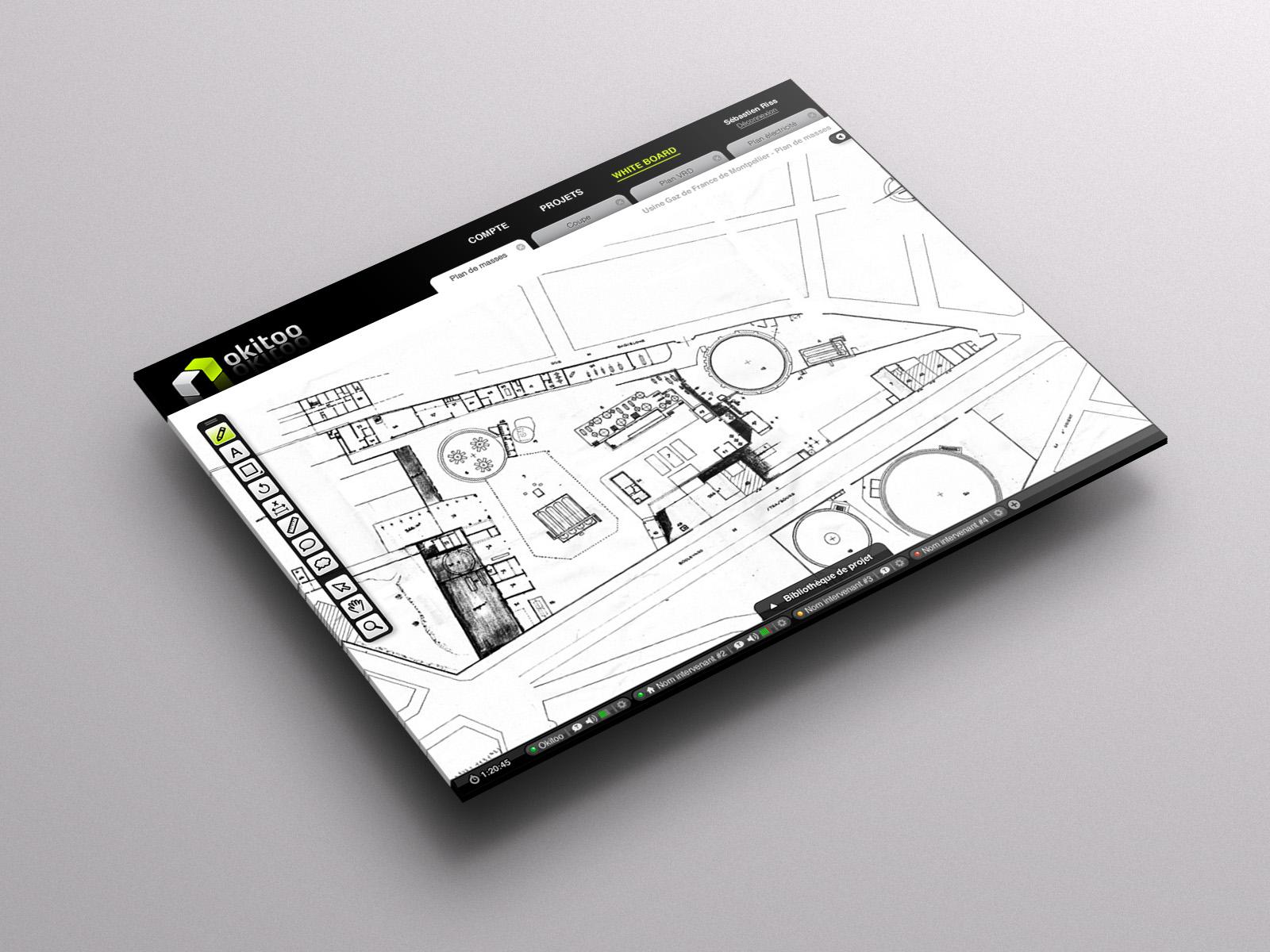 Okitoo - Interface 2