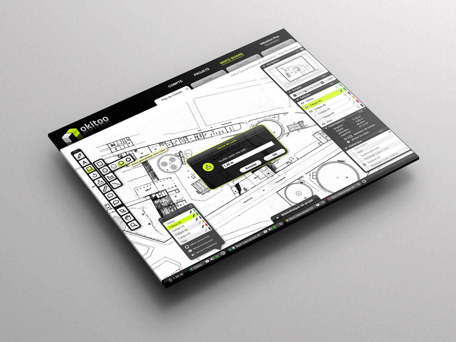 Okitoo - Interface 3