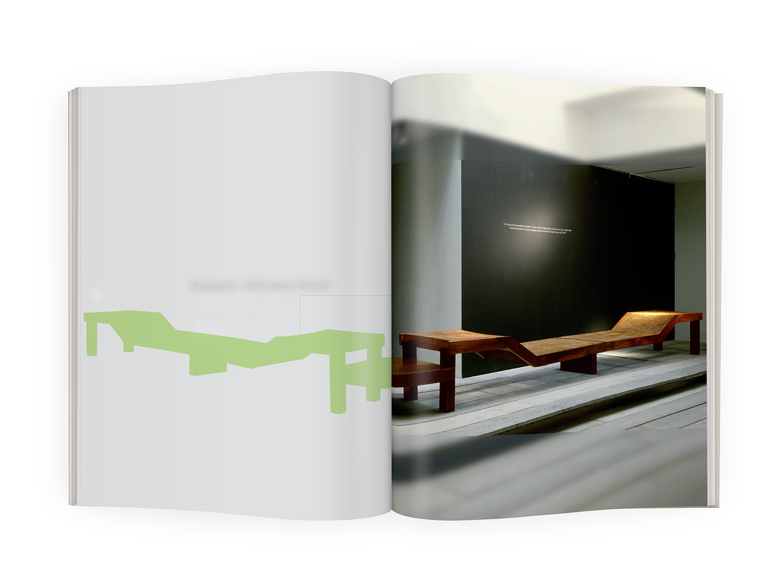 galerieDOWNTOWN - Catalogue Charlotte Perriand Bresil p28-29