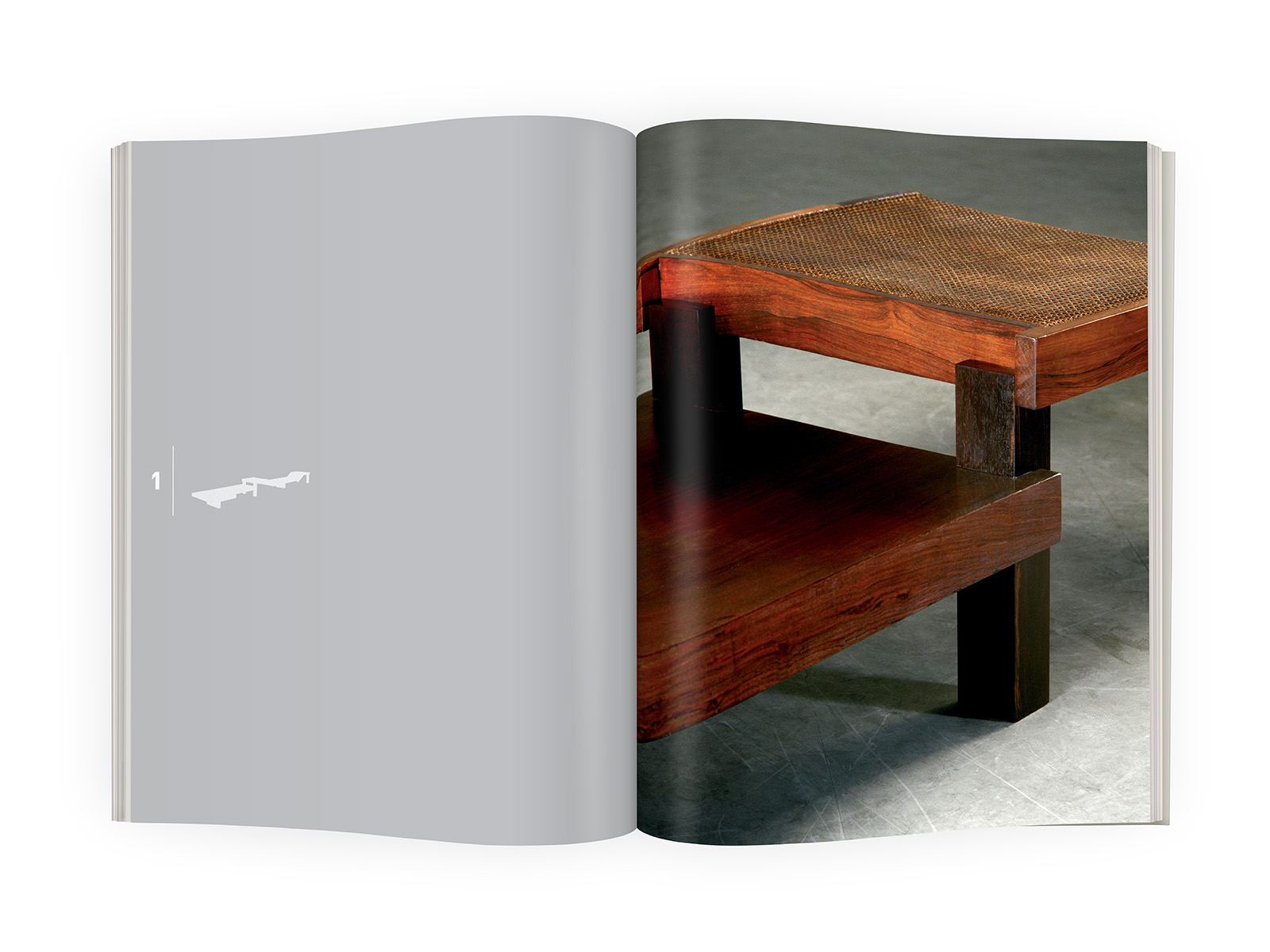 galerieDOWNTOWN - Catalogue Charlotte Perriand Bresil p30-31
