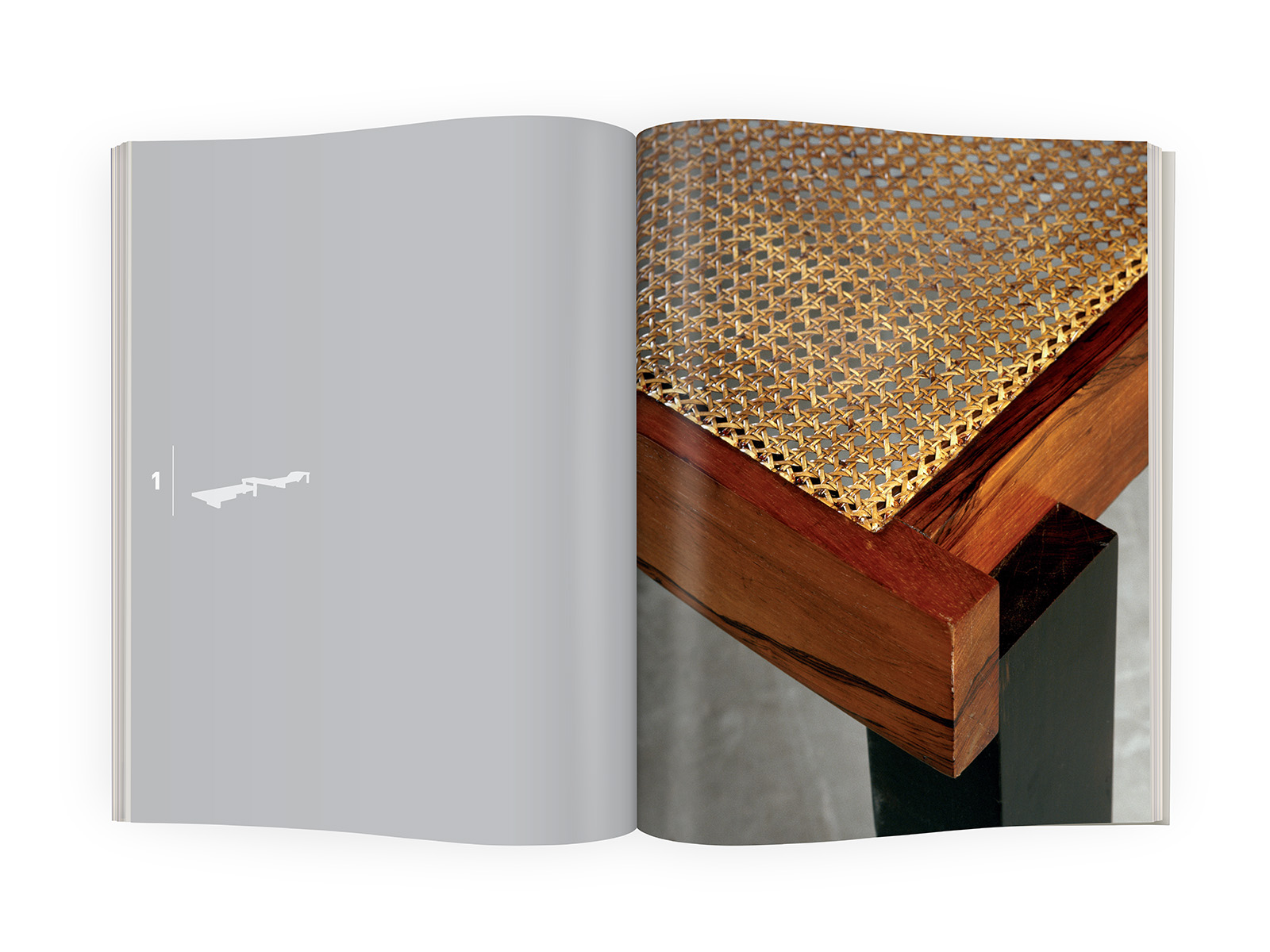 galerieDOWNTOWN - Catalogue Charlotte Perriand Bresil p32-33
