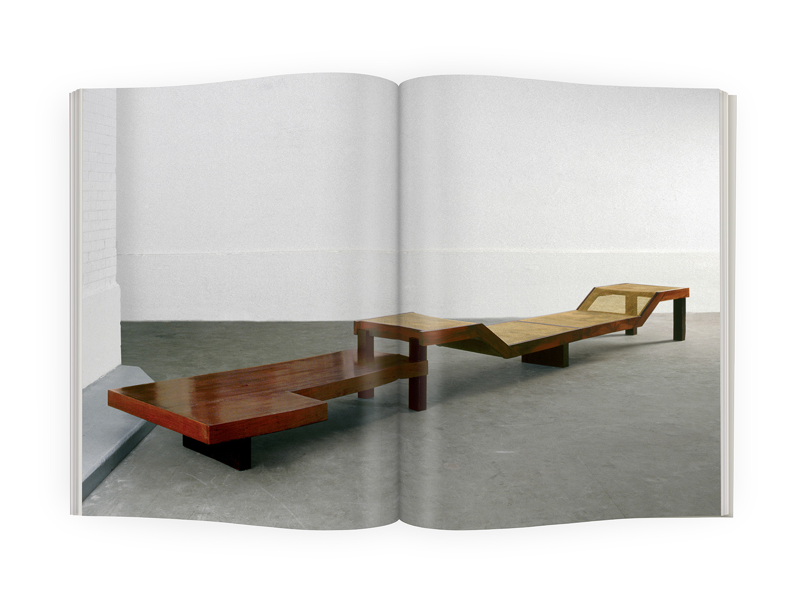 galerieDOWNTOWN - Catalogue Charlotte Perriand Bresil p38-39