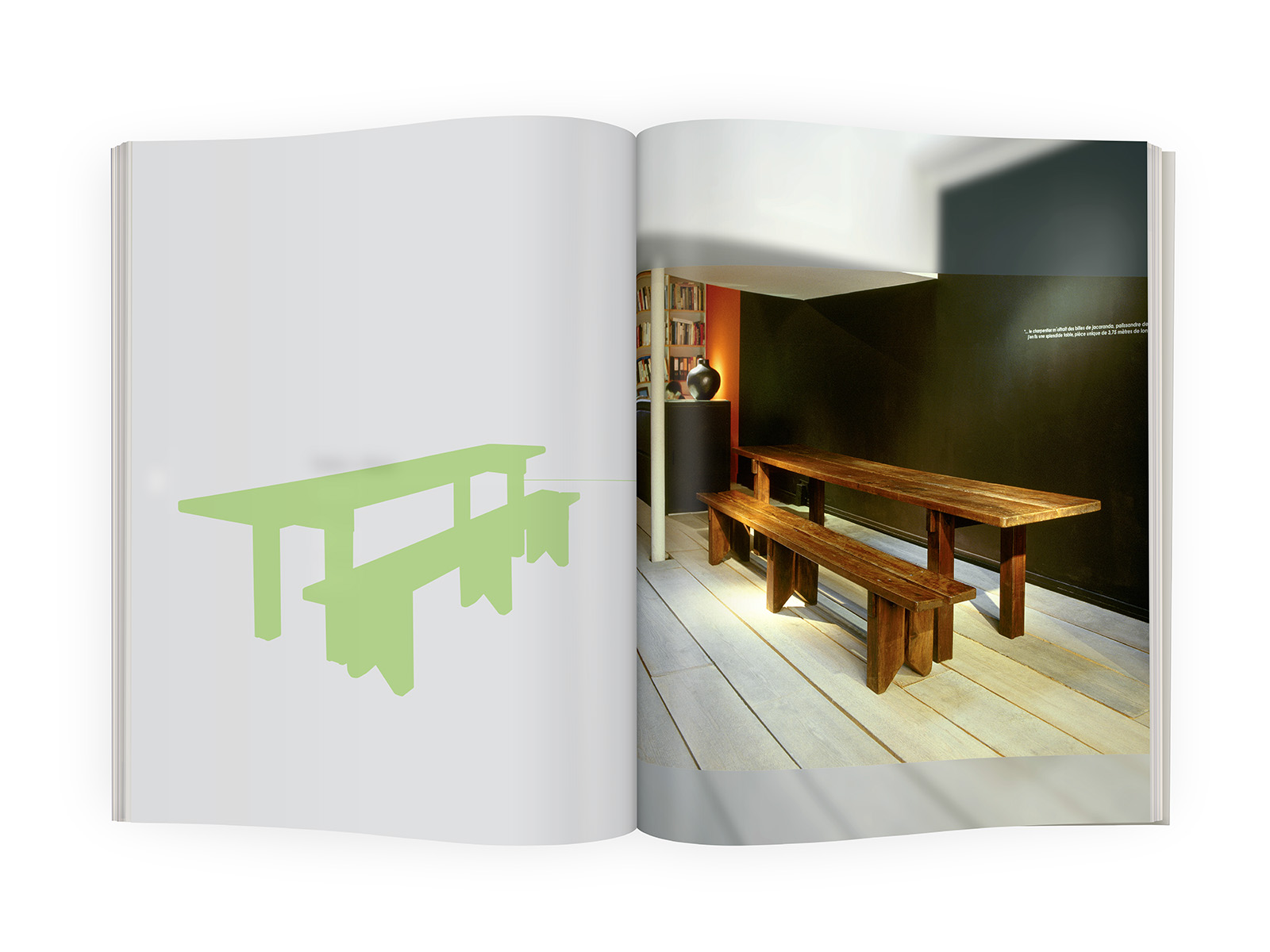 galerieDOWNTOWN - Catalogue Charlotte Perriand Bresil p42-43