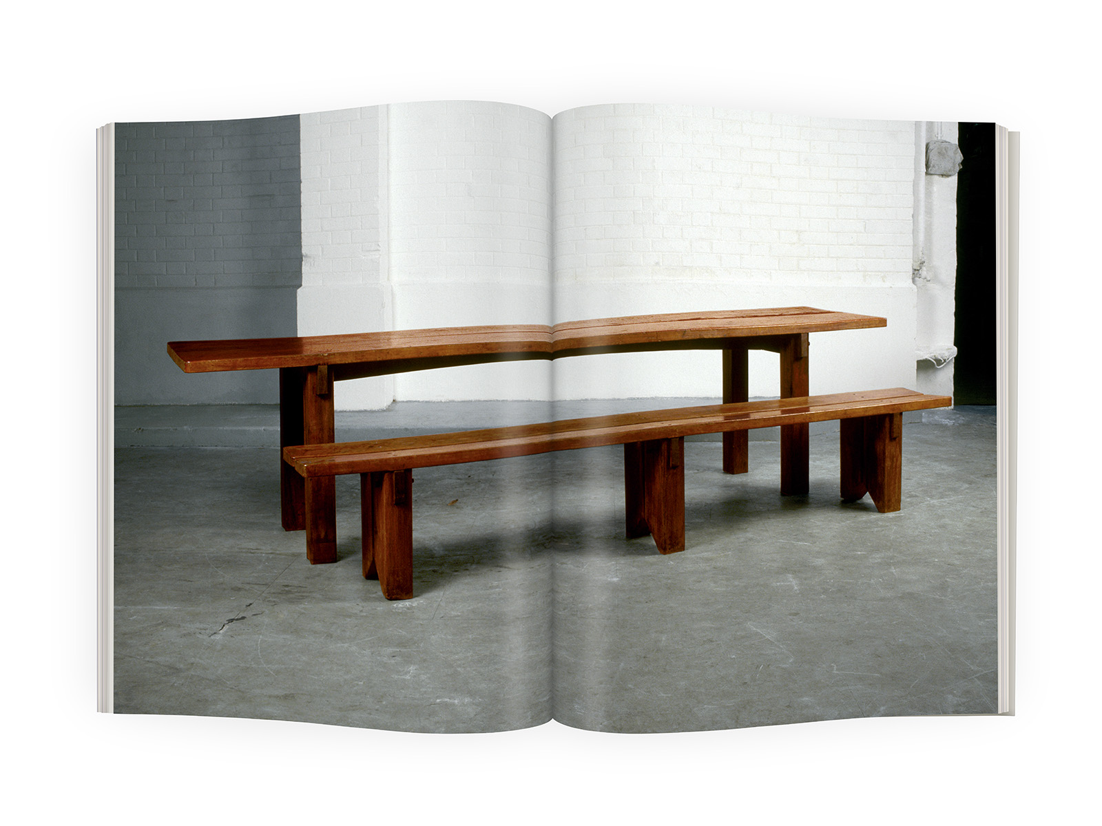 galerieDOWNTOWN - Catalogue Charlotte Perriand Bresil p48-49