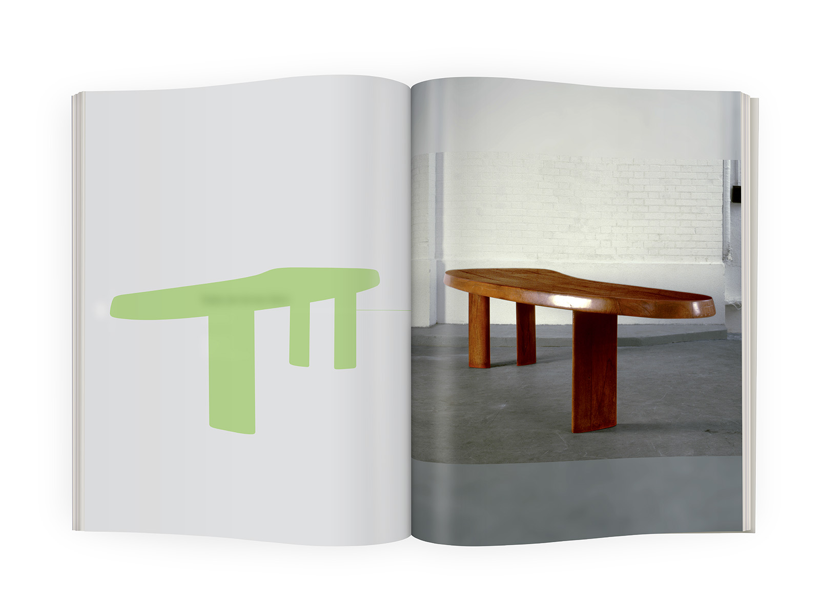 galerieDOWNTOWN - Catalogue Charlotte Perriand Bresil p76-77