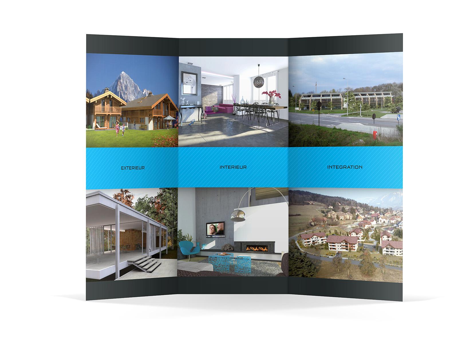MJ Visualisation - dépliant présentation A4 intérieur