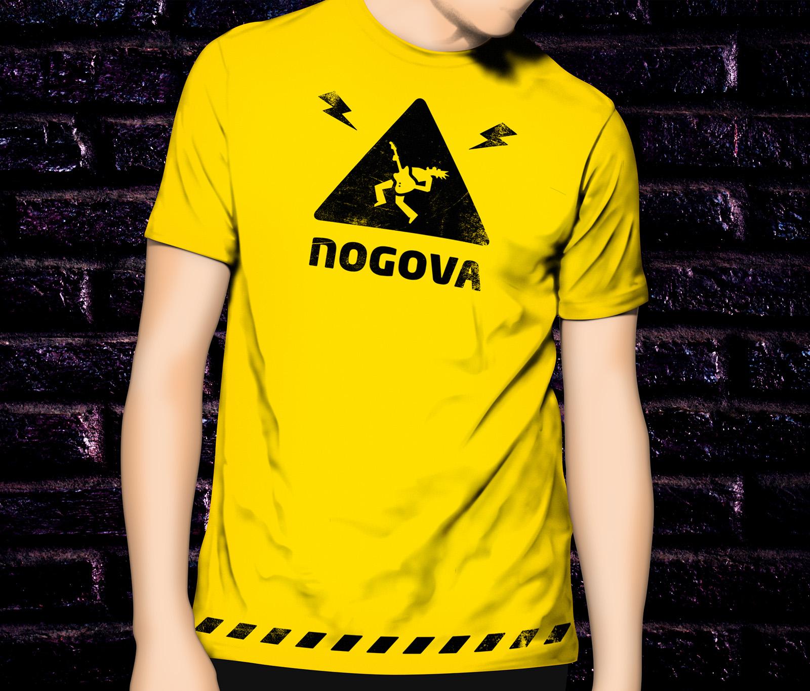 NOGOVA - T-shirt